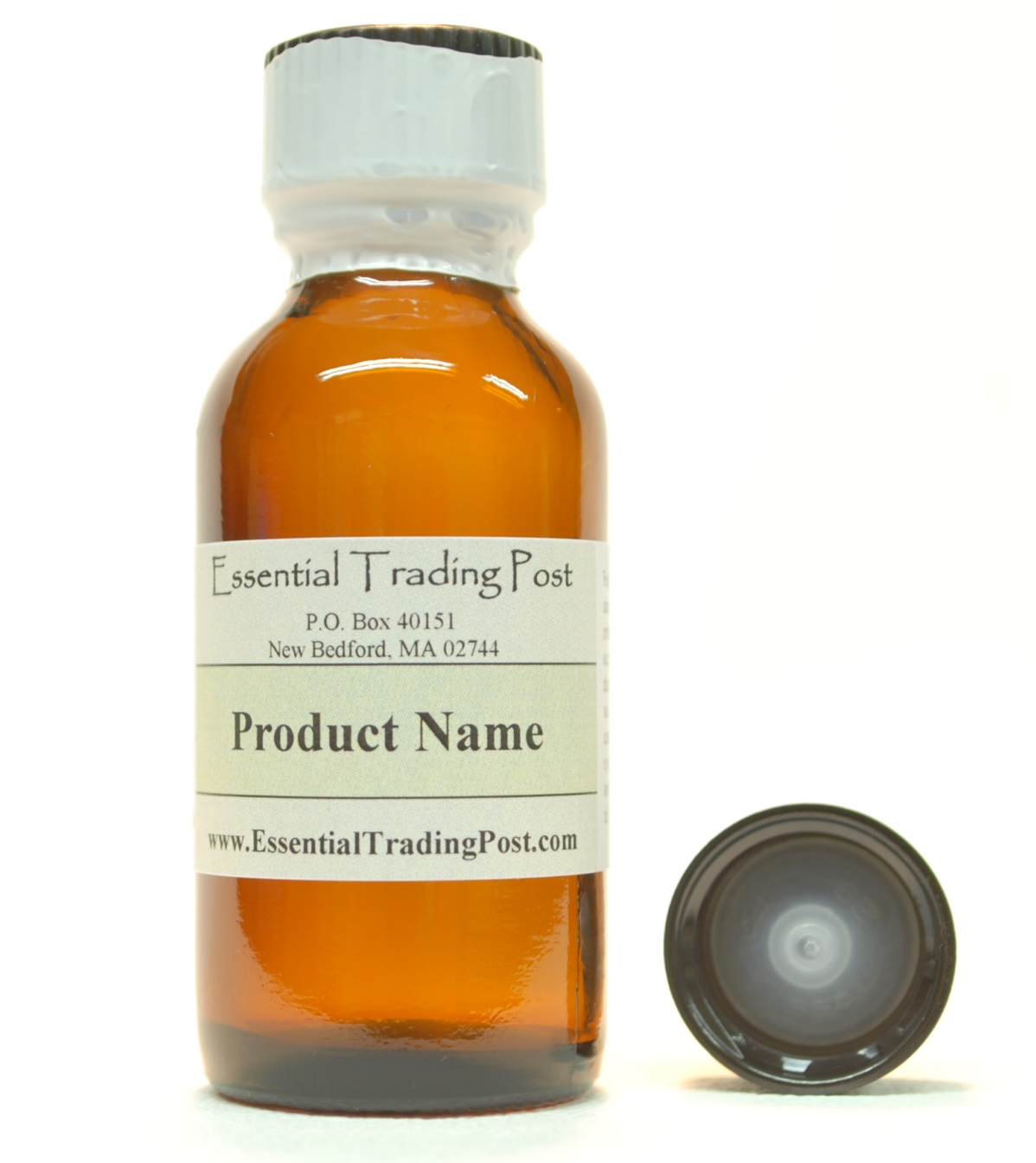 1 fl. oz (30 ML) Amber Oil