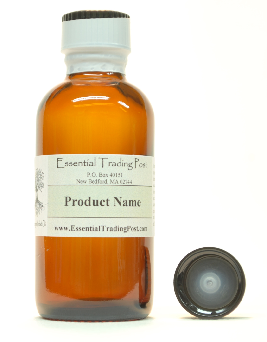 2 oz (60 ML) Vetiver Oil
