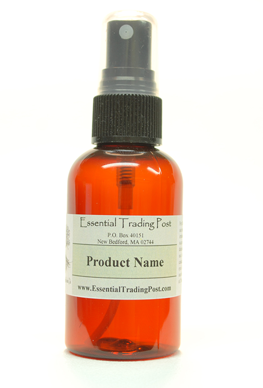 2 oz (60 ML) Amber Fragrant Spray